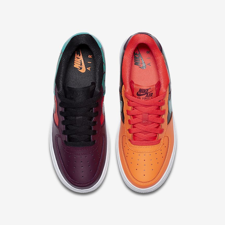81698fcb5c15 Now Available  GS Nike Air Force 1 Low