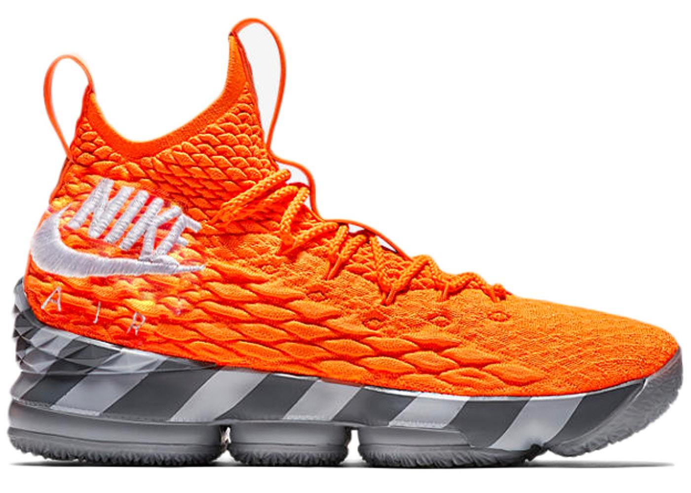 27c68925bdf Restock  Nike LeBron 15