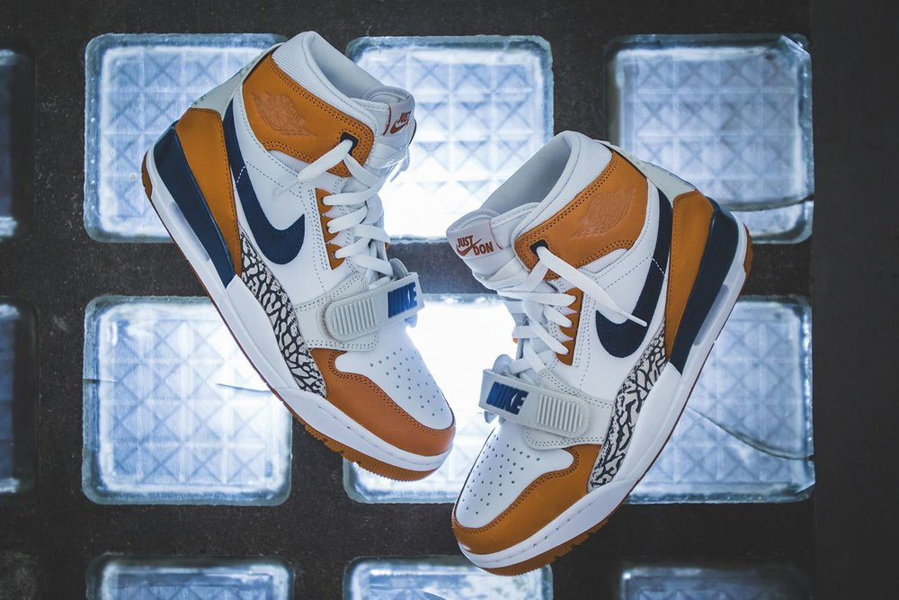 info for 463b3 bf2a3 Now Available  Just Don x Air Jordan Legacy 312