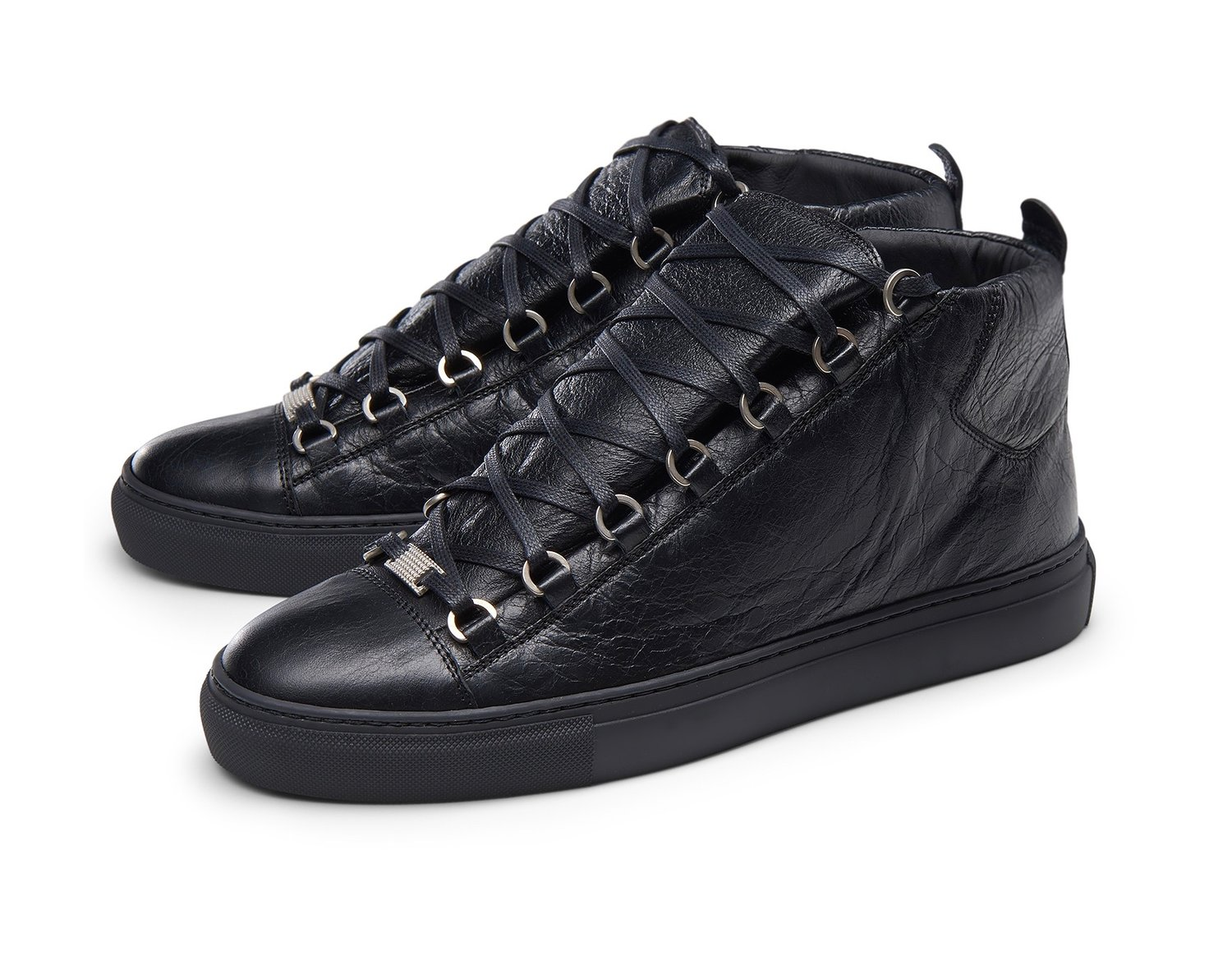 233f172b3ad9d On Sale  Balenciaga Arena Leather High