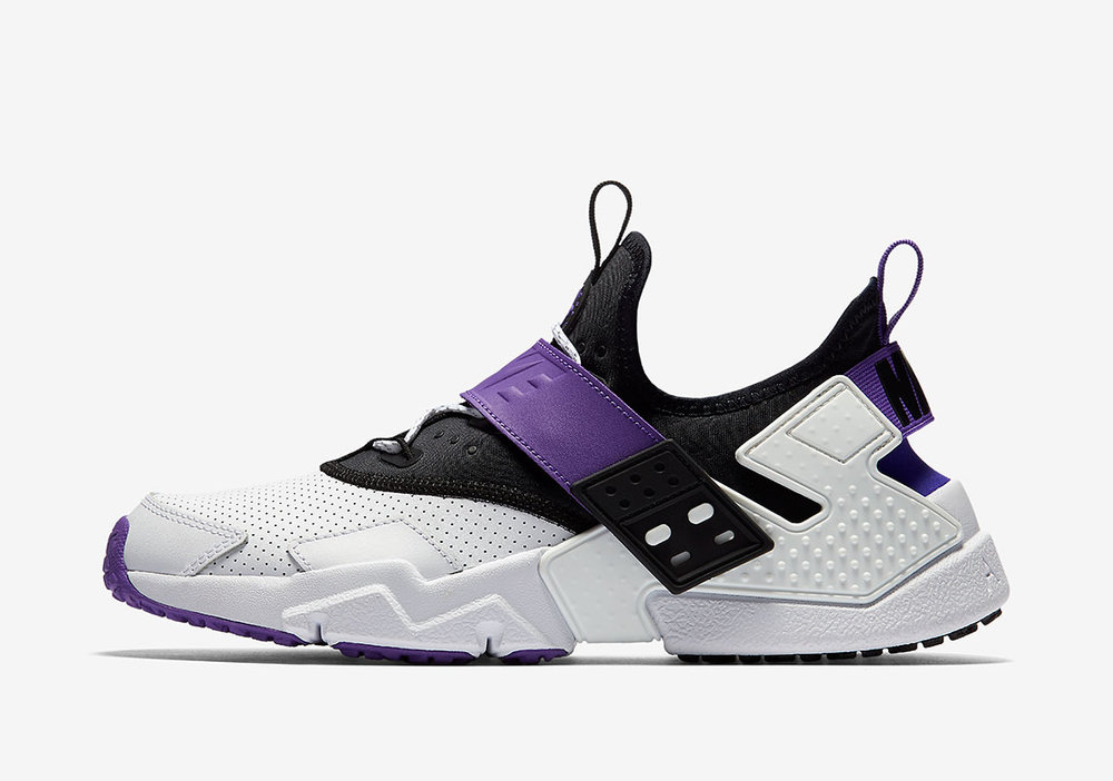 newest 0b10a f1098 shopping nike air huarache purple edd4c 3db90
