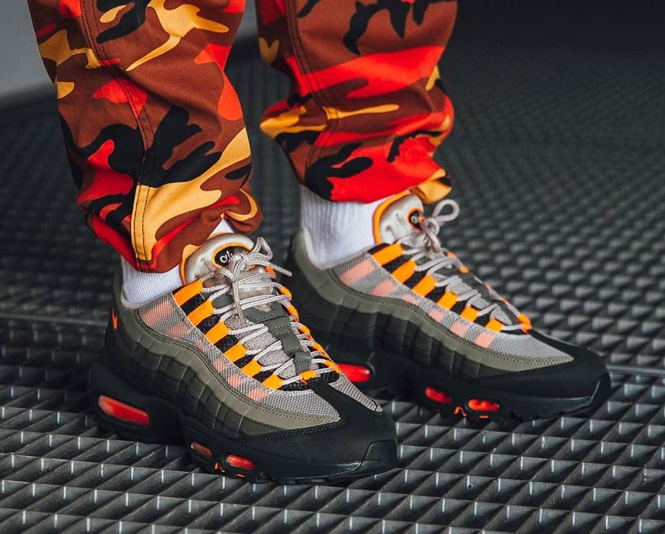 premium selection f2eb4 58b6f Now Available: Nike Air Max 95 OG