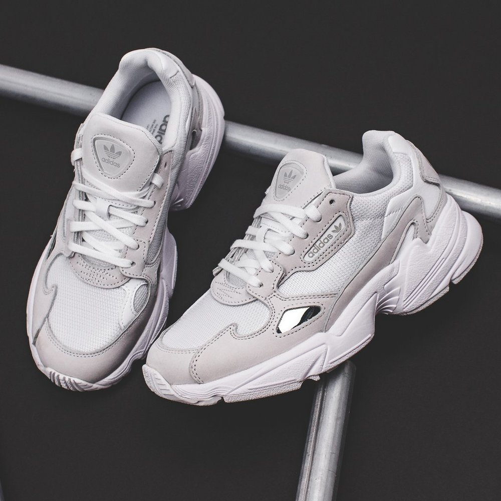 e7bc60960bc Now Available  Women s adidas Falcon 80s