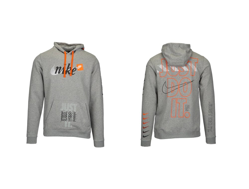 7c9b86acf1 Now Available: Nike Just Do It Pullover Hoodie in