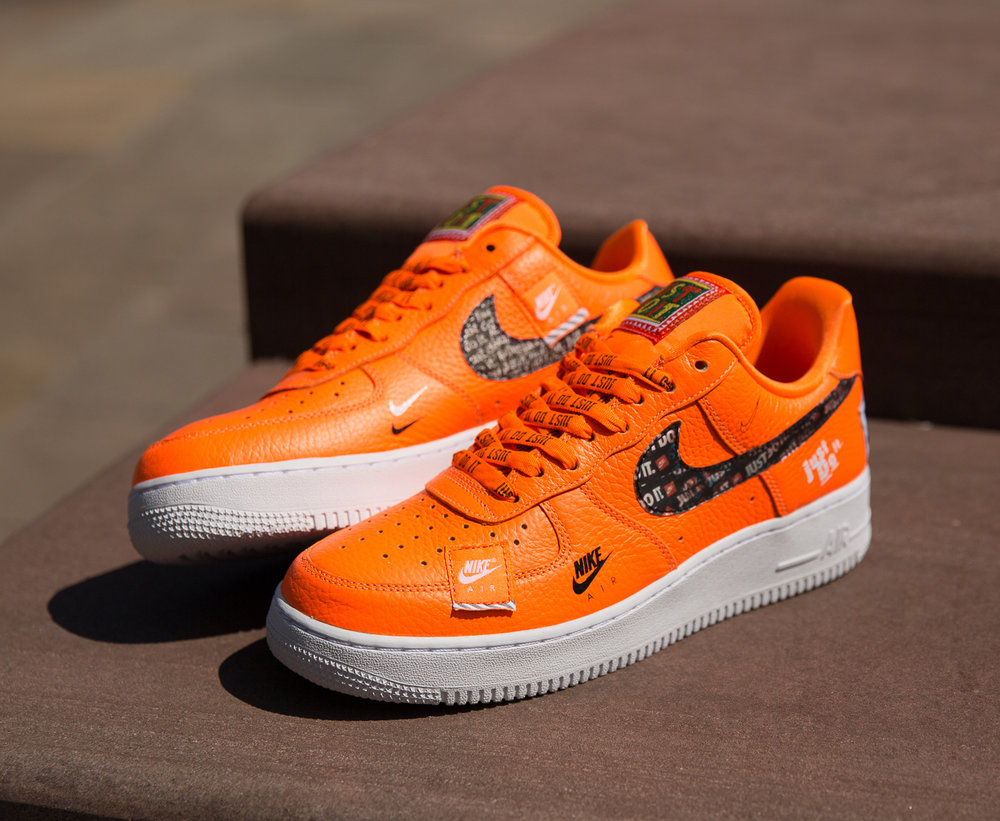 6ff46835962d0 On Sale  Nike Air Force 1 Low Just Do It