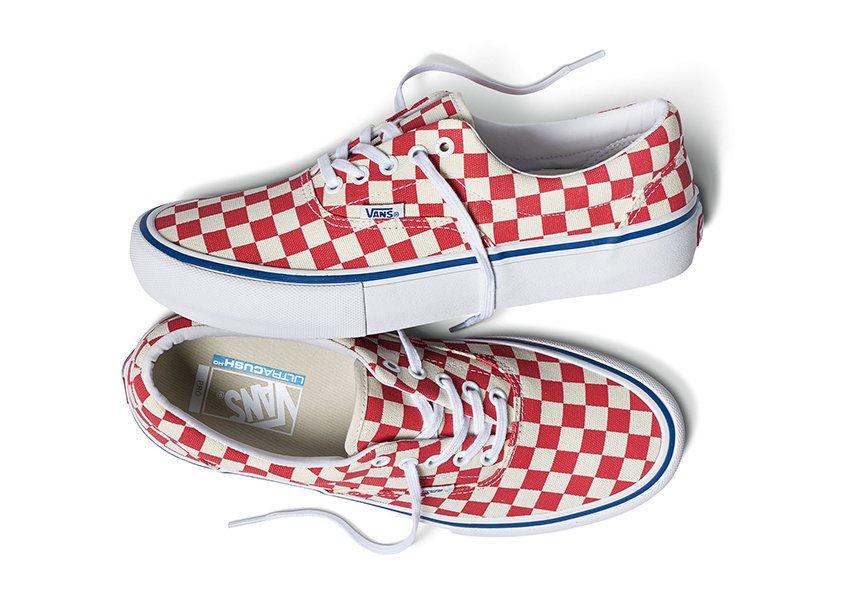 On Sale  Vans Era Pro Checkerboard