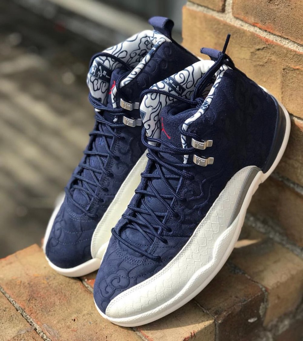 outlet store 42300 fc6e3 Now Available: Air Jordan 12 Retro