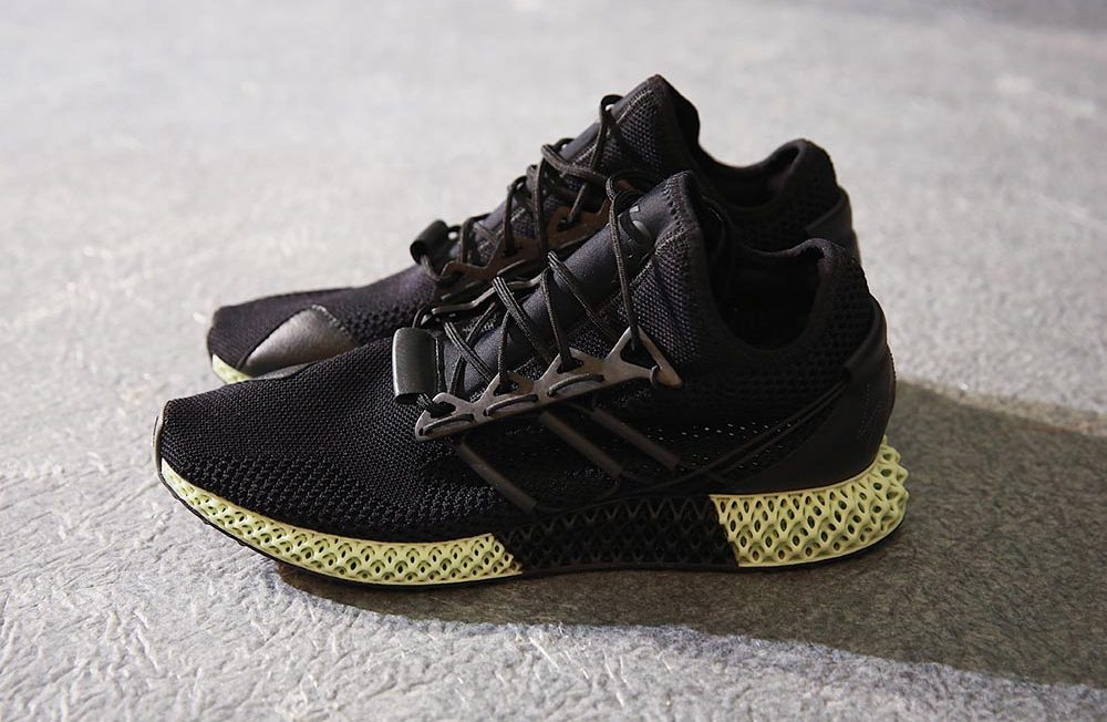 6780e570d6589 Now Available  adidas Y-3 Runner 4D II