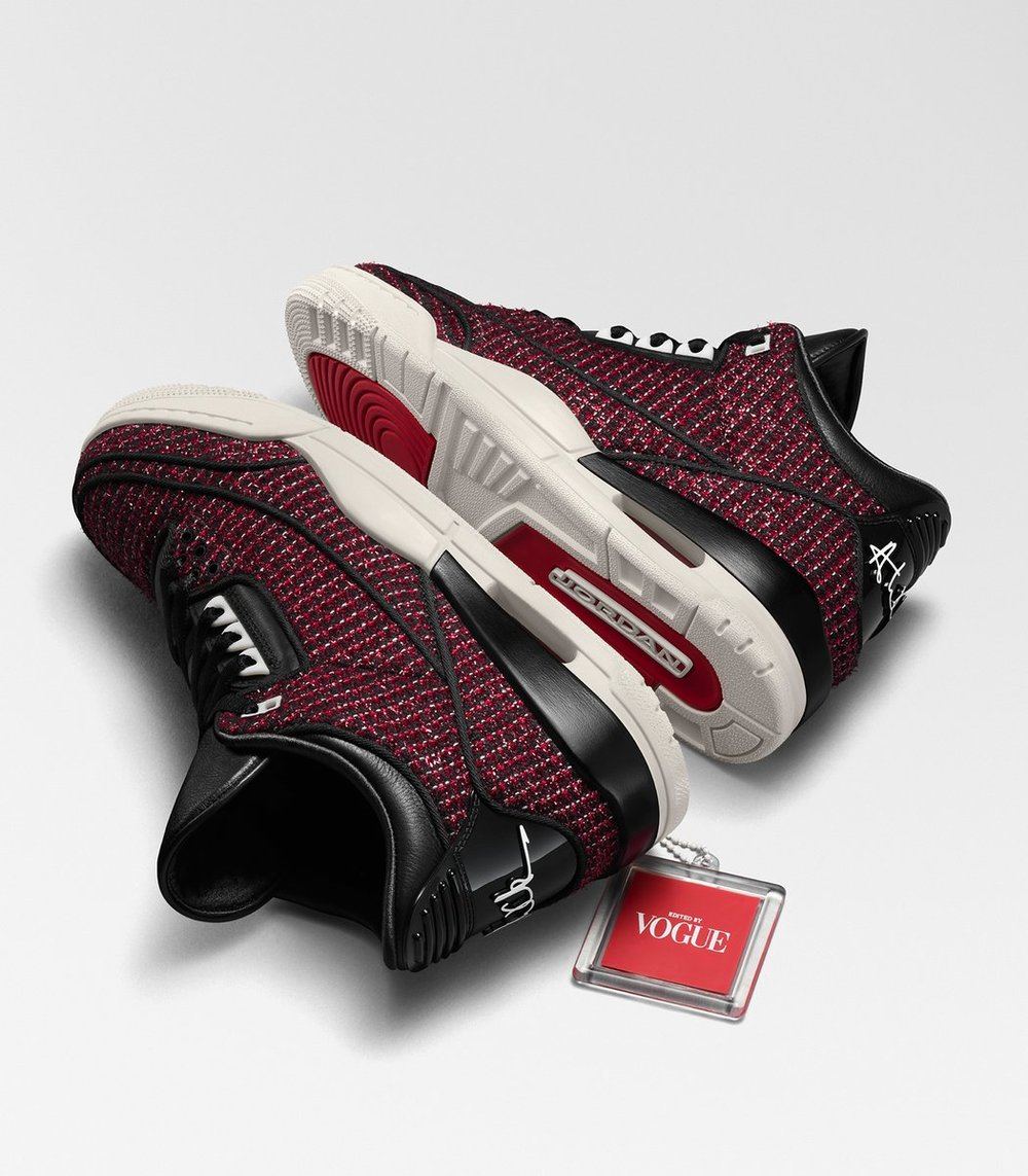 d9a85ab62ae Now Available  AWOK x Air Jordan 3 Retro SE