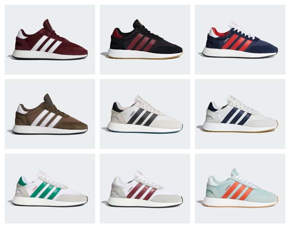 eb52688e560f4 Extra 40% OFF + FREE shipping on adidas I-5923 Boosts — Sneaker Shouts
