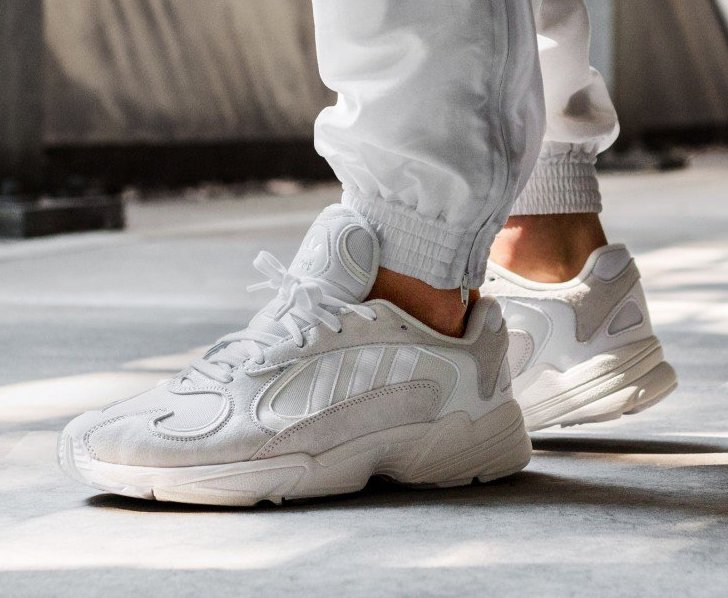 sneakers for cheap 1451d 71ed4 Now Available  adidas Yung 1