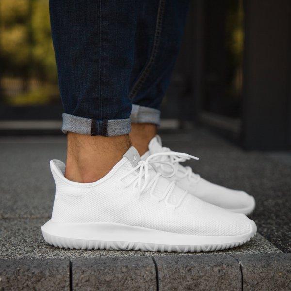 adidas tubular triple white
