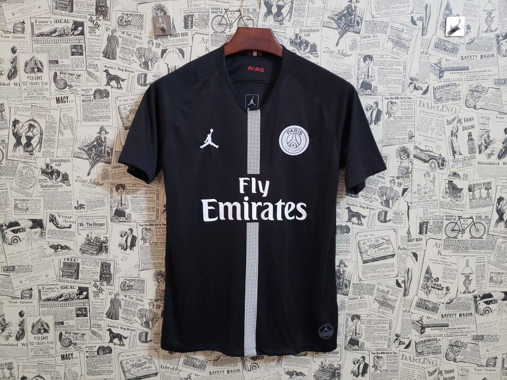 On Sale: 40% OFF the Air Jordan PSG Soccer Jersey