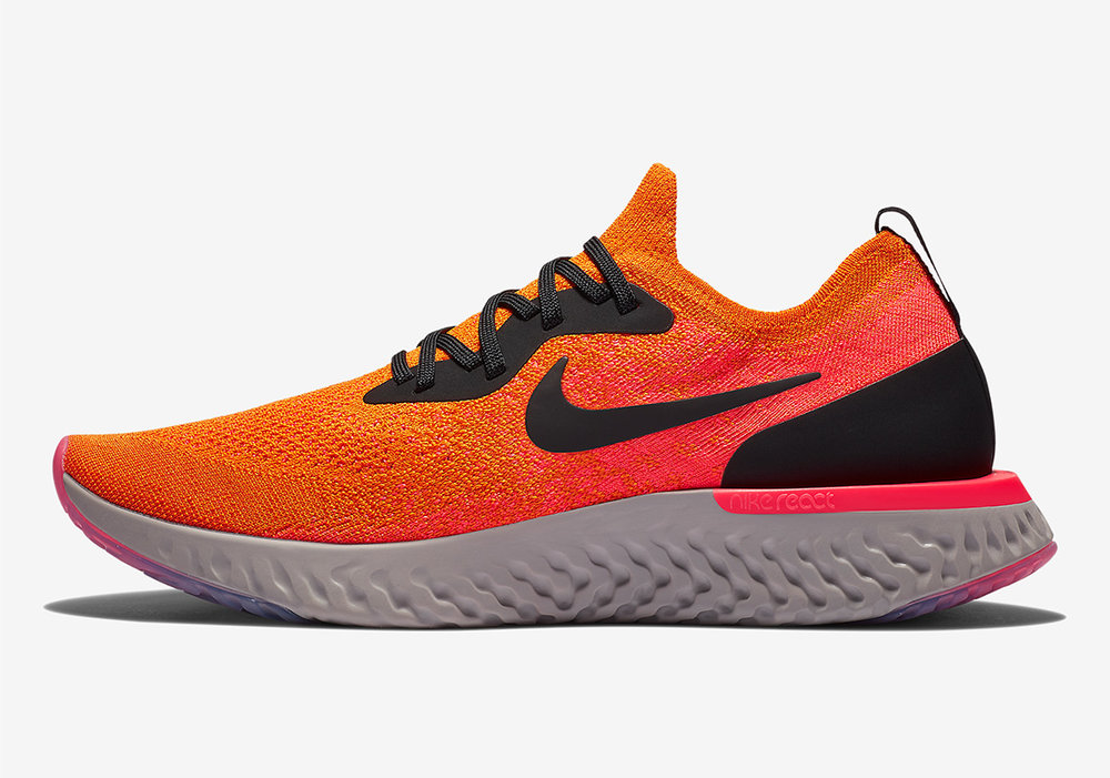 be75e47fdaee ... canada now available nike epic react flyknit copper flash 5c7a2 54653