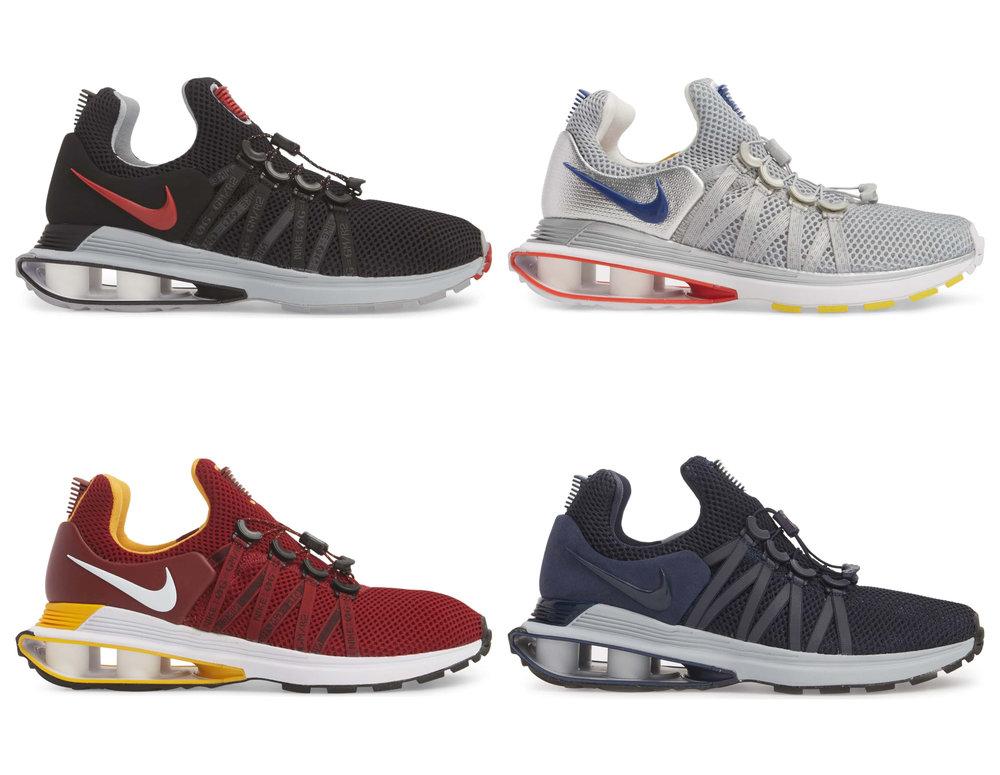 On Sale  Nike Shox Gravity Colorways — Sneaker Shouts 9f433ff42