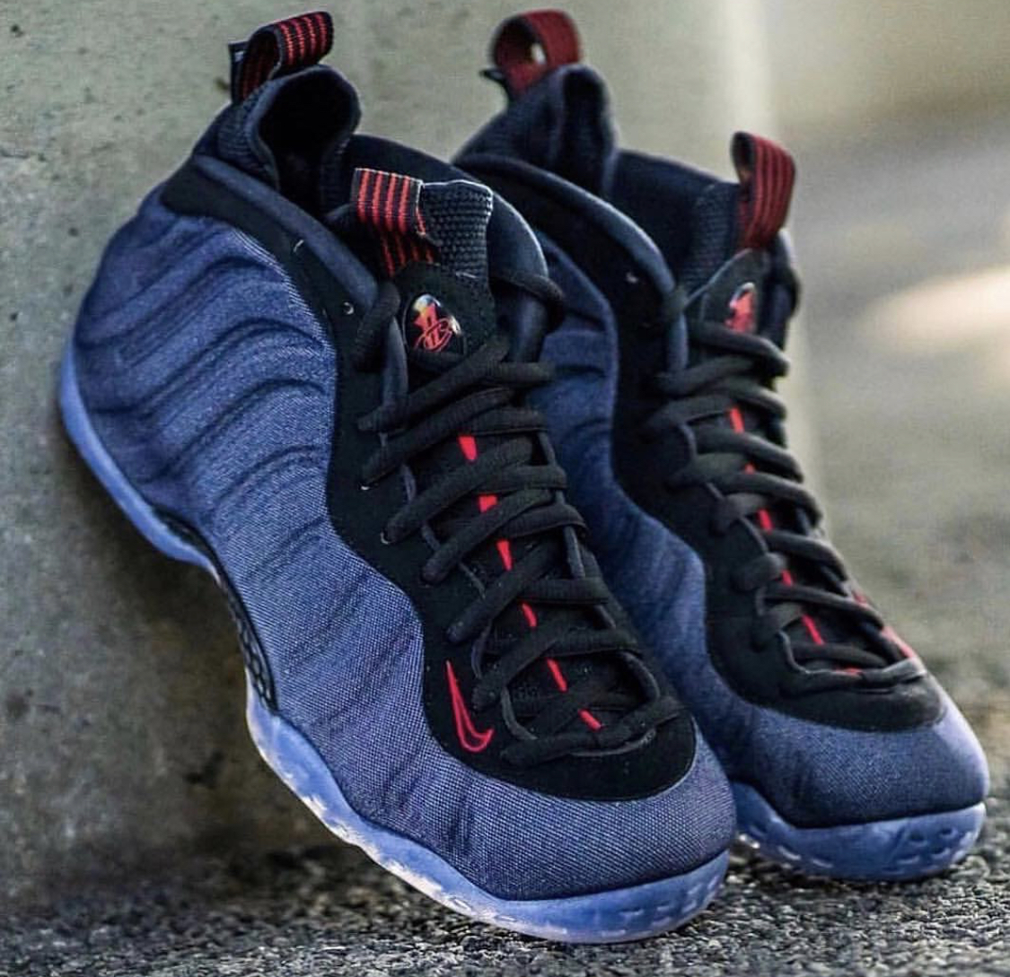 new concept f589d 964ac Now Available: Nike Air Foamposite One