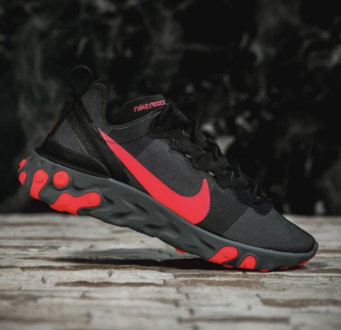 pretty nice 7d38f 6b30b Now Available: Nike React Element 55
