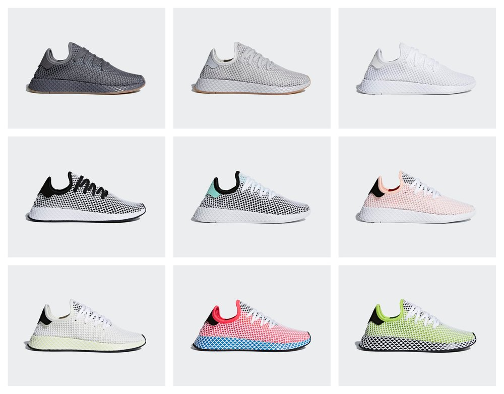 37c958395555a On Sale  Extra 40% OFF adidas Deerupt Trainers — Sneaker Shouts