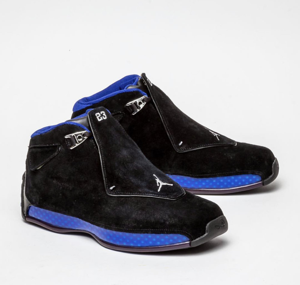 ee63c450ac1 Restock: Air Jordan 18 Retro