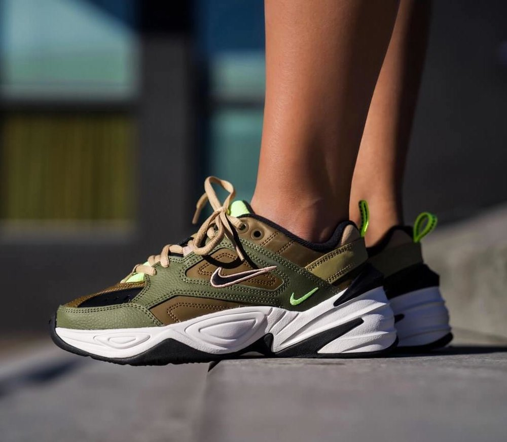 newest 6c5d1 d2f20 Now Available  Women s Nike M2K Tekno