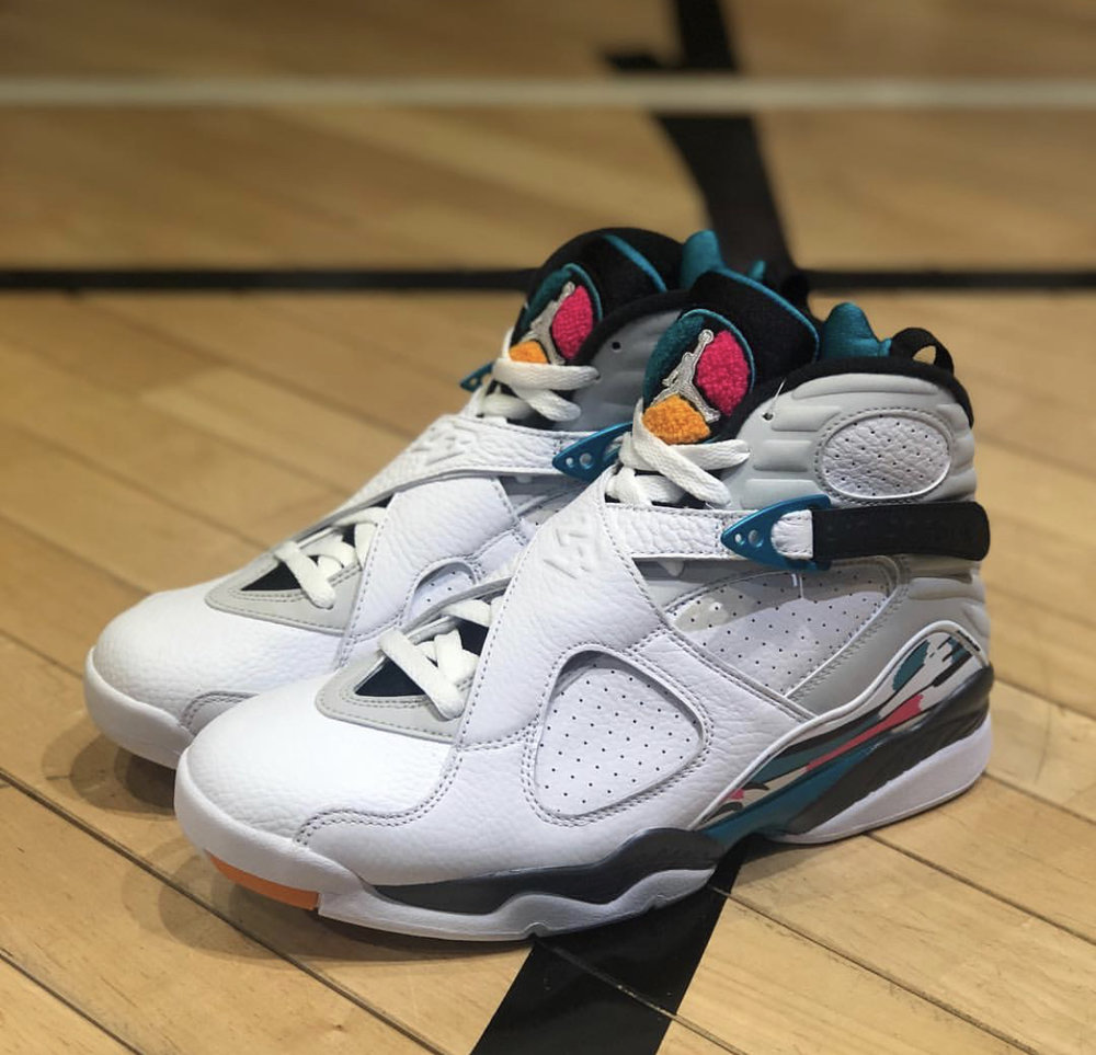 affb851cbe300 Now Available: Air Jordan 8 Retro