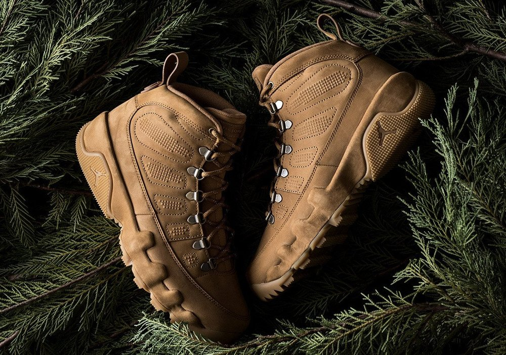 1fb63cf7219 Now Available: Air Jordan 9 Retro NRG Boot