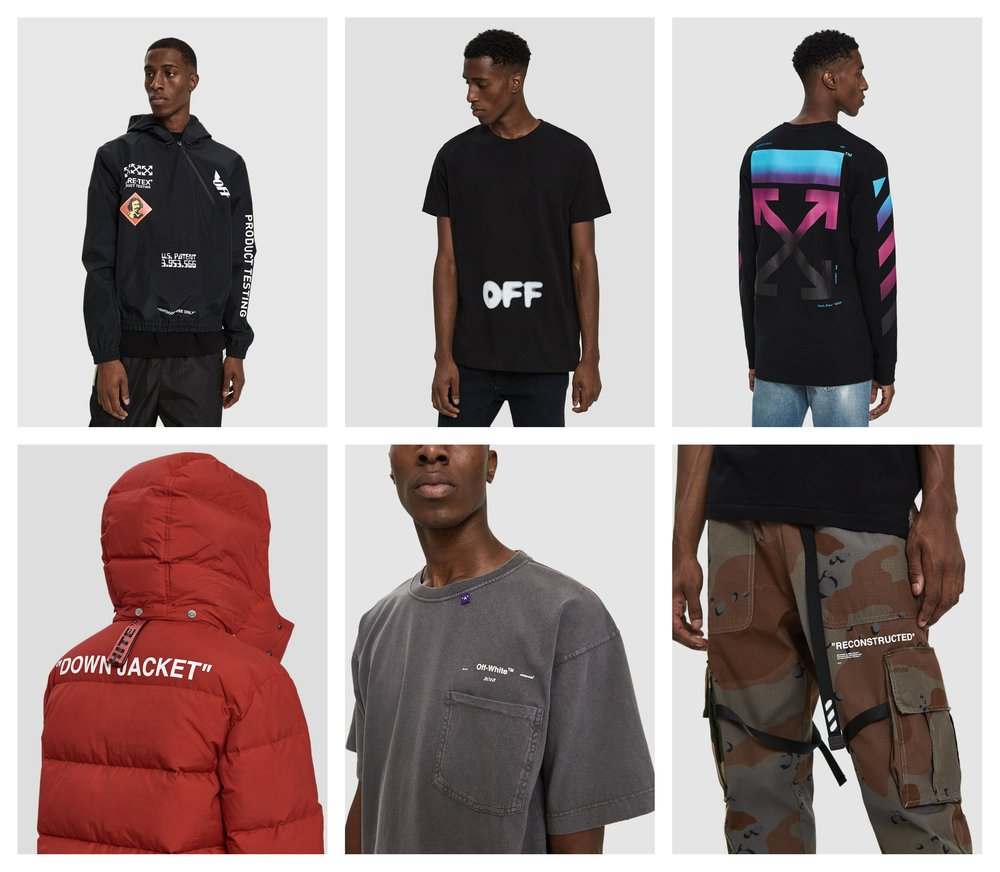 On Sale  20% OFF select Off-White Apparel — Sneaker Shouts 028f761f9