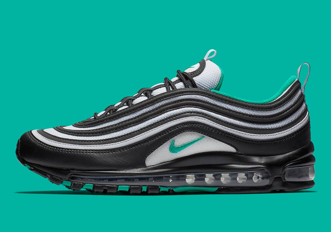 Now Available: Nike Air Max Plus 97 Black — Sneaker Shouts
