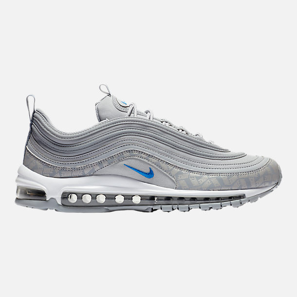 Now Available Nike Air Max 97 Reflective Logo Wolf Grey