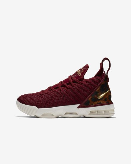 Now Available: GS Nike LeBron 16 \