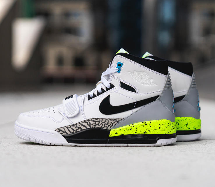 7118e173241 On Sale  Just Don x Air Jordan Legacy 312