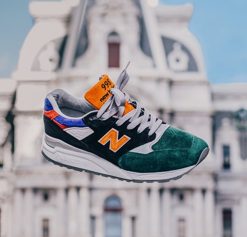 sneakers for cheap ce4fa f811a Now Available: DTLR x New Balance