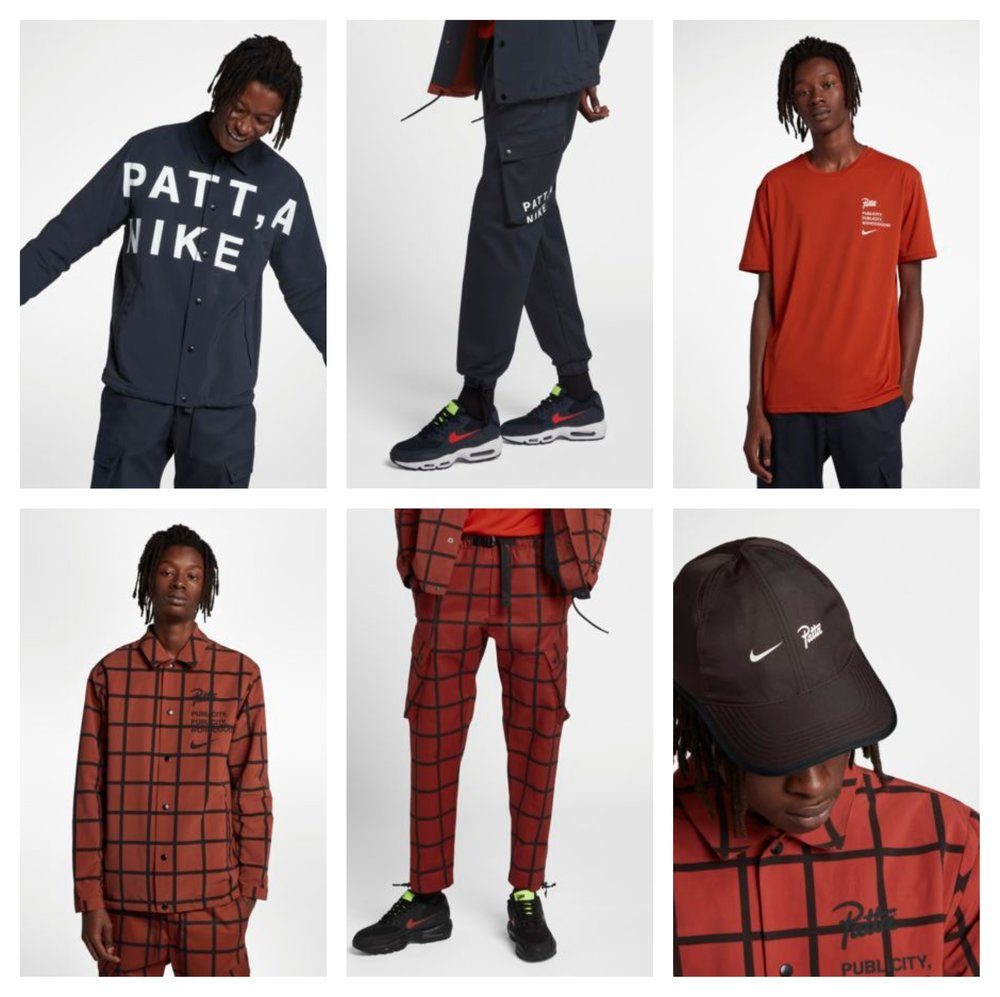 Now Available  Patta x Nike Sportswear