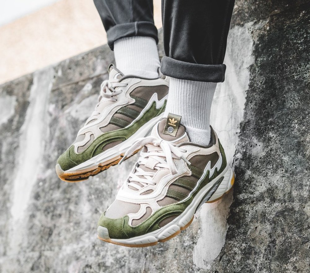 info for de69c 64187 Now Available St. Alfred x adidas Temper Run