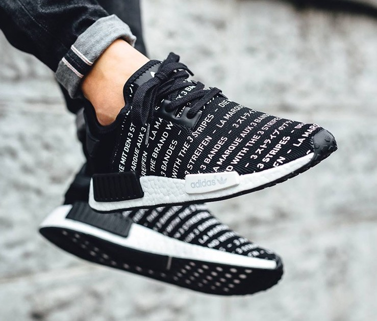 a34f60c8110a On Sale  adidas NMD R1 Overbranded