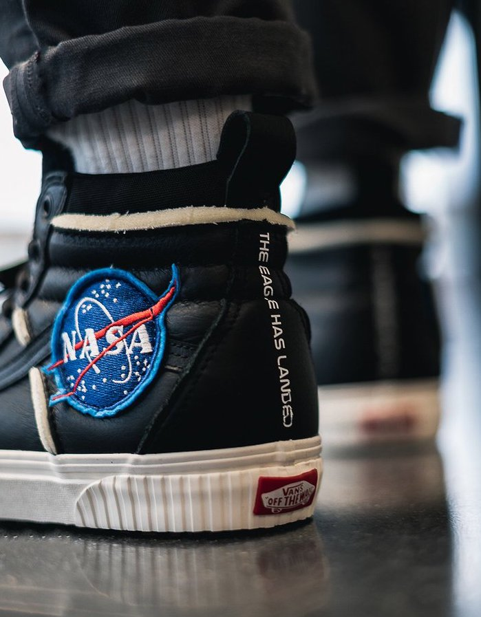c243de371739a1 On Sale  NASA x Vans SK8-Hi