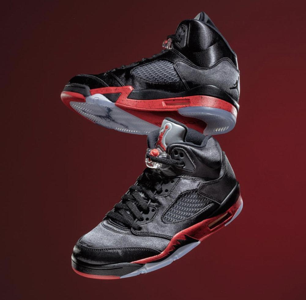 Now Available  Air Jordan 5 Retro Satin