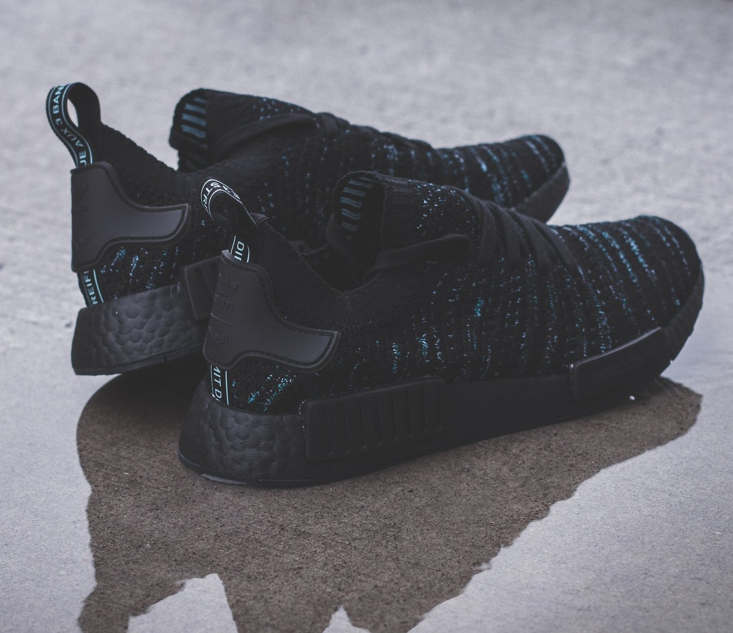official photos 85096 db736 Now Available: Parley x adidas NMD R1 STLT PK
