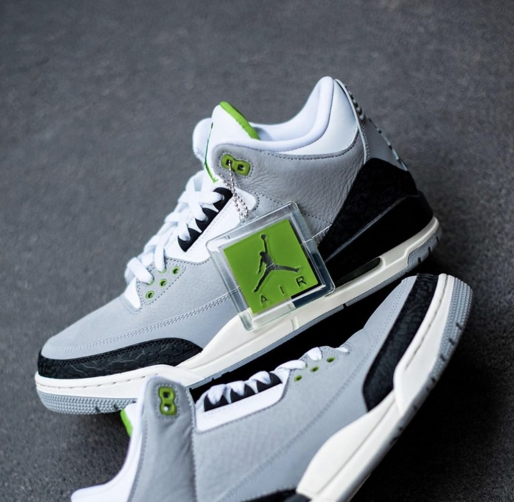 huge selection of b9c99 066f9 Now Available  Air Jordan 3 Retro