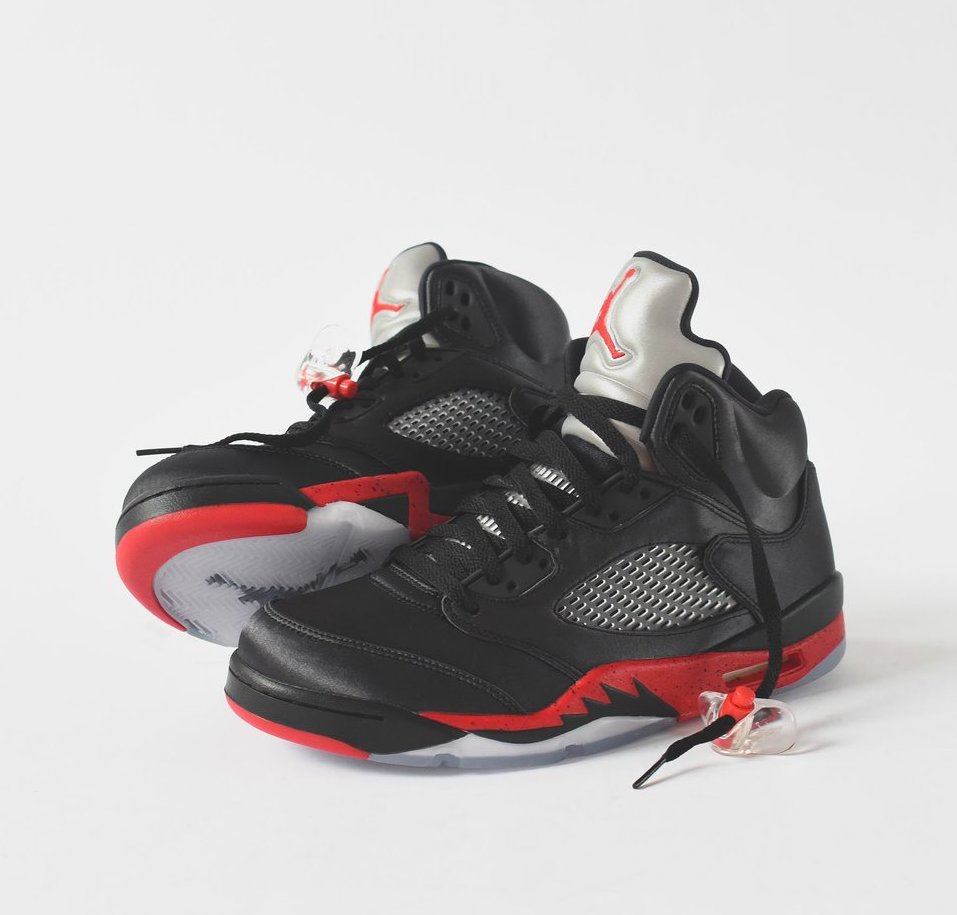 low priced 14d54 0fbda On Sale  Air Jordan 5 Retro Satin