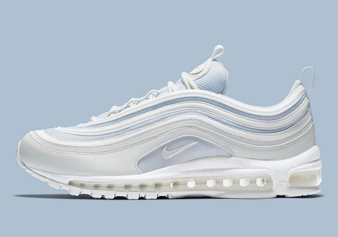 On Sale Nike Air Max 97 Reflective Summit White Sneaker Shouts