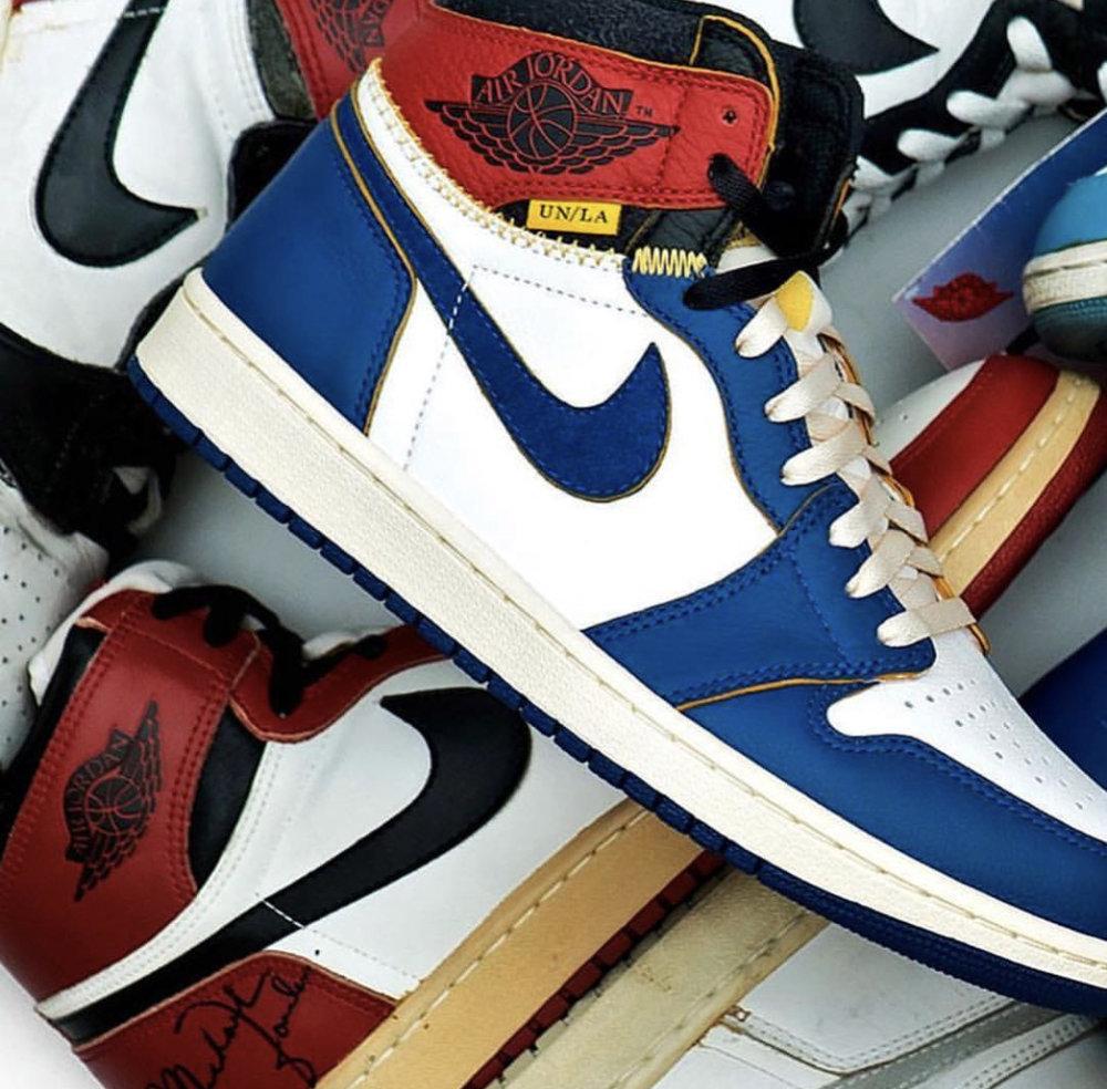 d9830369cba2 Now Available  Union x Air Jordan 1 High Retro NRG — Sneaker Shouts