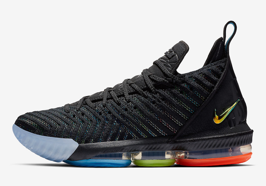 a1ff6ca88efe6 Now Available  Nike LeBron 16