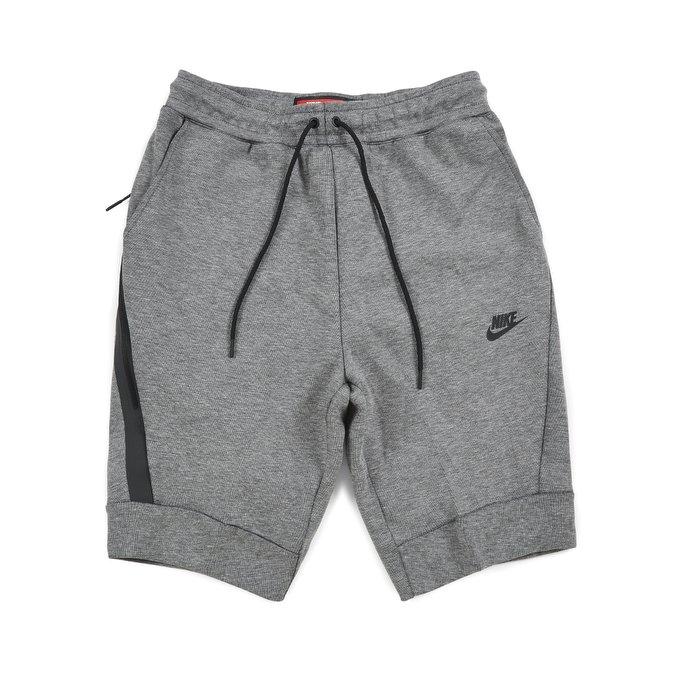 Shorts On Carbon Fleece Grey SaleNike Tech PkXOuTZi