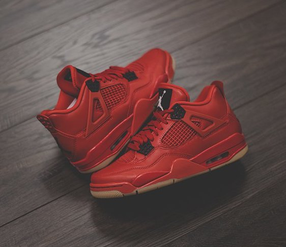 online store 9e655 ec35e On Sale  Women s Air Jordan 4 Retro