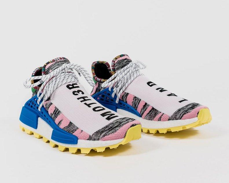 b92c5e509e8a On Sale  Pharrell x adidas Solar Hu NMD