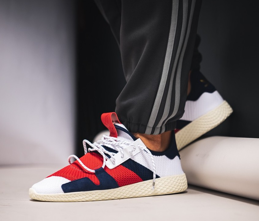 fc6e4cbb503 On Sale  BBC x Pharrell x adidas Tennis Hu — Sneaker Shouts