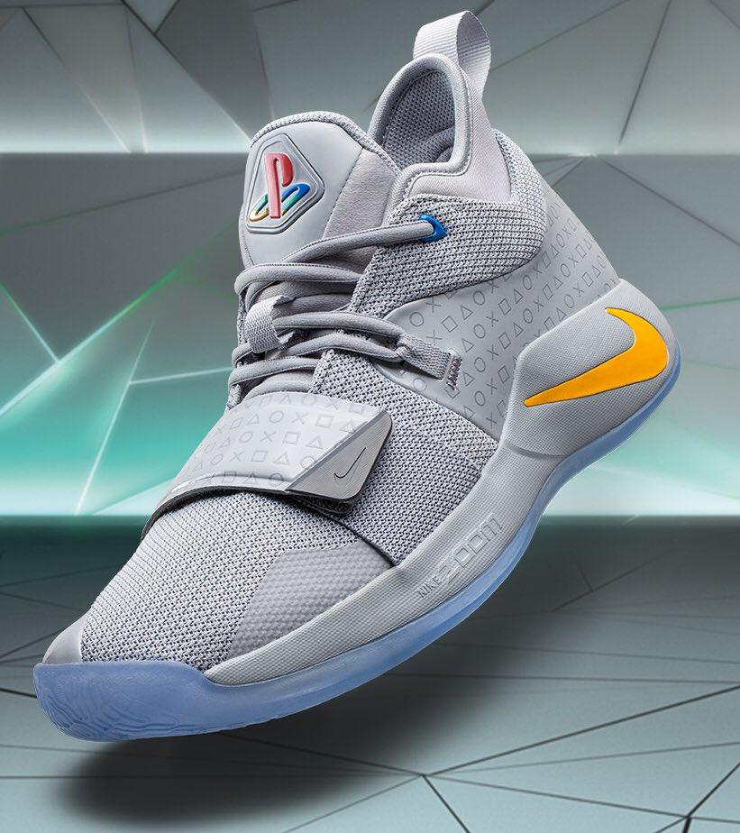 Playstation x Nike PG 2.5 \