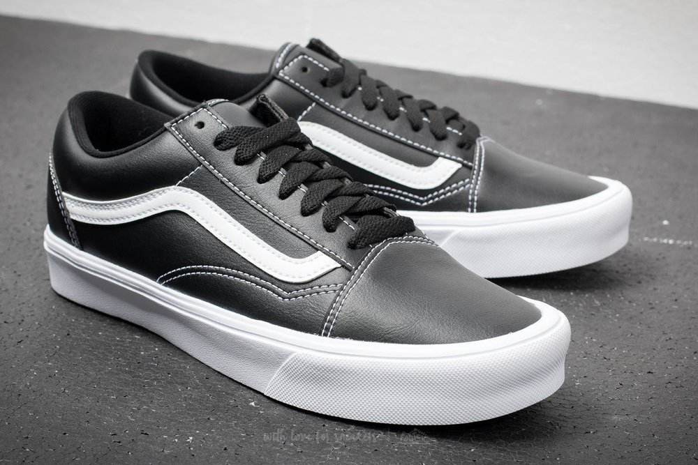 vans old school zwart sale