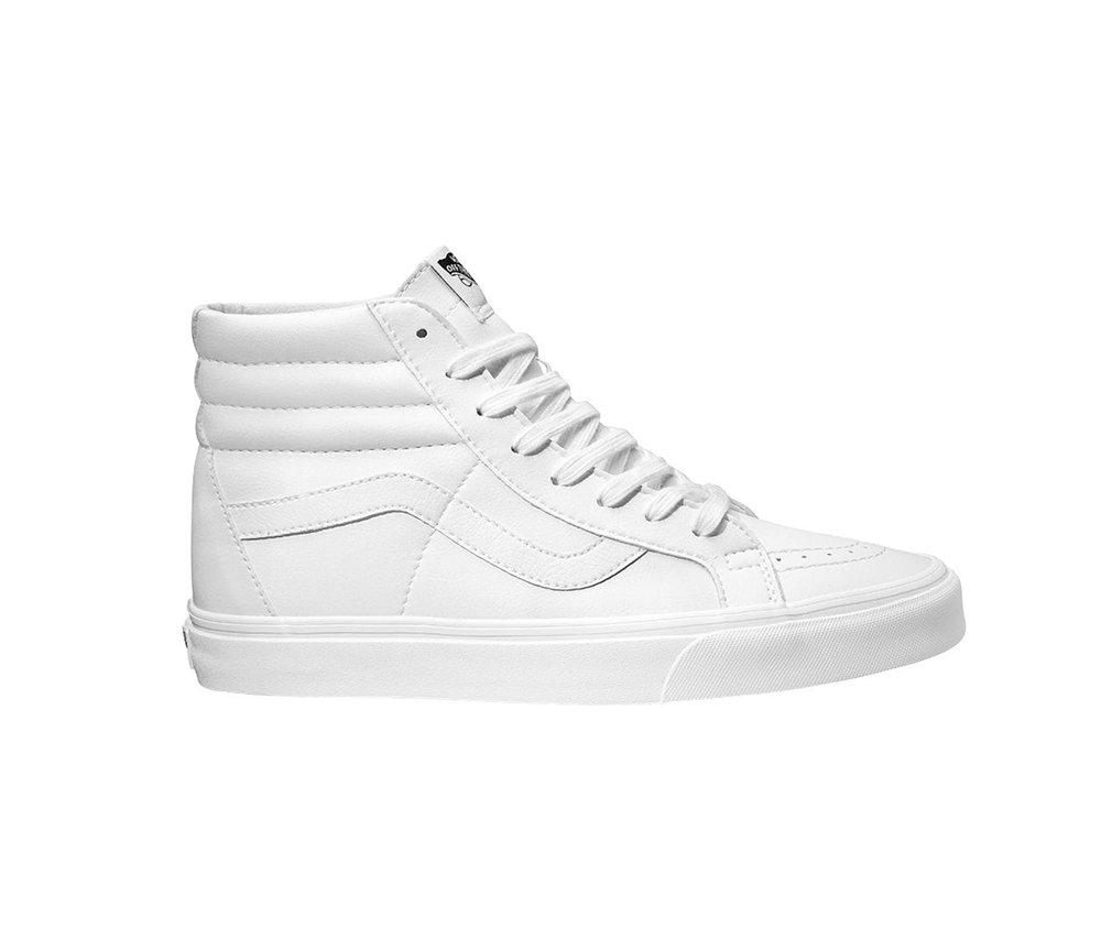 On Sale  Vans SK8-Hi Leather